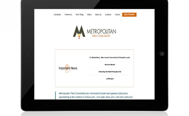 Metropolitan Pain Consultants
